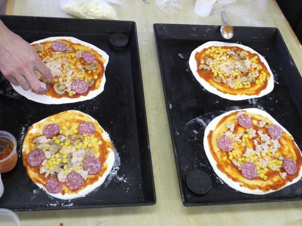『遊んでみる ピザ』の画像