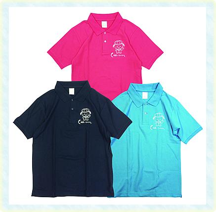 『稲敷いなのすけポロシャツ(ワンポイント)』の画像