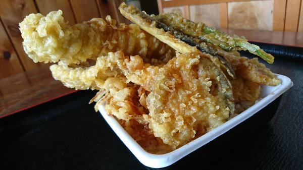 『ほづみ穴子天丼』の画像