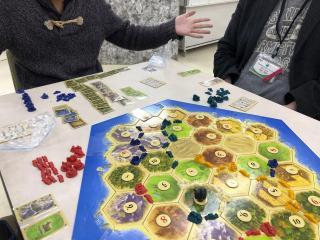 『稲敷市×ボードゲーム(市内初!)』の写真